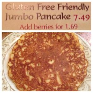 Oh. Sweet. Pancake. Heaven.